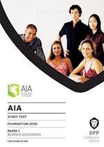 AIA 2 Business Economics
