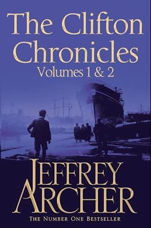 Bog, paperback The Clifton Chronicles: Volumes 1 & 2 af Jeffrey Archer