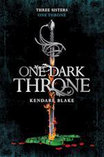 One Dark Throne (Three Dark Crowns, nr. 2)