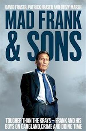 Bog, paperback Mad Frank and Sons af David Fraser
