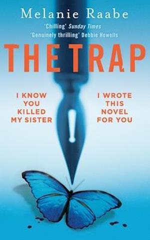Bog, paperback The Trap af Melanie Raabe