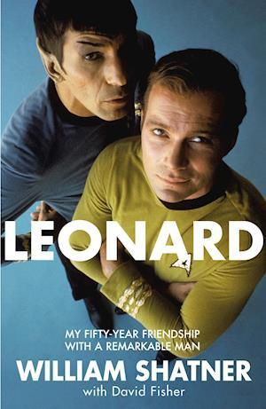 Bog, paperback Leonard af William Shatner