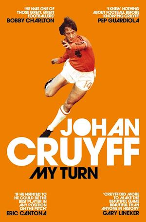Bog paperback My Turn: The Autobiography af Johan Cruyff
