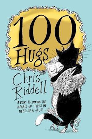 Bog, hardback 100 Hugs af Chris Riddell