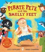 Pirate Pete and His Smelly Feet af Lucy Rowland