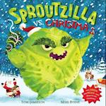 Sproutzilla vs. Christmas