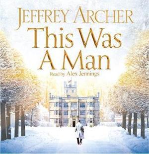 Lydbog CD This Was a Man af Jeffrey Archer