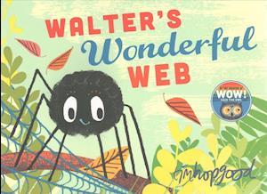 Bog, paperback Walter's Wonderful Web af Tim Hopgood