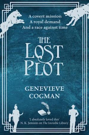 Lost Plot af Genevieve Cogman