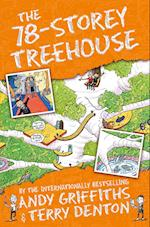The 78-Storey Treehouse (The Treehouse Books, nr. 6)