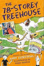 78-Storey Treehouse (The Treehouse Books)