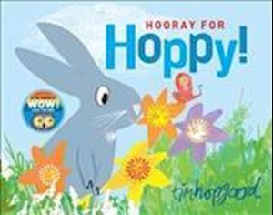 Bog, papbog Hooray for Hoppy af Tim Hopgood
