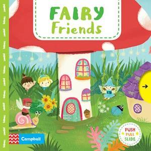 Bog, ukendt format Fairy Friends af Yu-Hsuan Huang