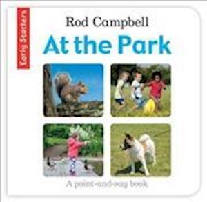 Bog, papbog At the Park af Rod Campbell
