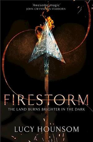 Firestorm af Lucy Hounsom