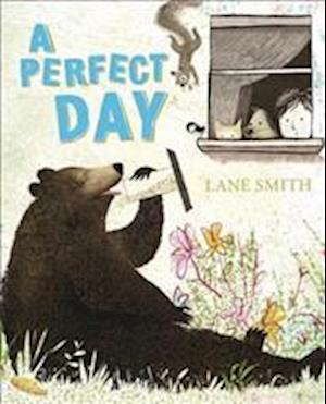 Bog, hardback A Perfect Day af Lane Smith