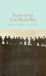 Poetry of the First World War (Macmillan Collectors Library, nr. 141)