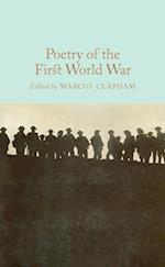 Poetry of the First World War (Macmillan Collectors Library)