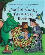 Charlie Cook's Favourite Book Sticker Book