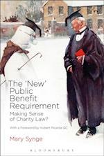 'New' Public Benefit Requirement