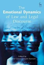 Emotional Dynamics of Law and Legal Discourse