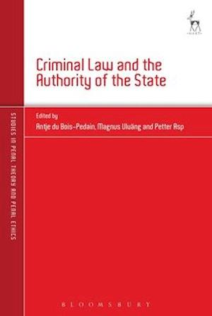 Criminal Law and the Authority of the State