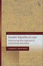 Gender Equality in Law (Human Rights Law in Perspective)