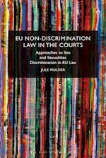 EU Non-Discrimination Law in the Courts af Jule Mulder