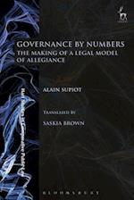 Governance by Numbers (Hart Studies in Comparative Public Law)