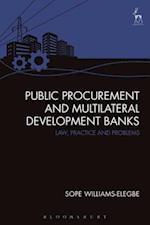 Public Procurement and Multilateral Development Banks