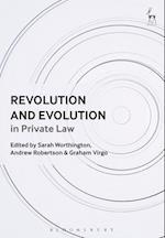 Revolution and Evolution in Private Law