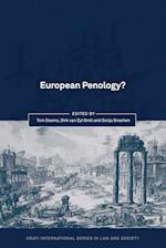 European Penology? (Onati International Series in Law and Society)