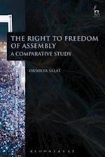 The Right to Freedom of Assembly: A Comparative Study