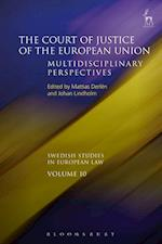 The Court of Justice of the European Union (Swedish Studies in European Law)