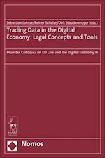 Trading Data in the Digital Economy