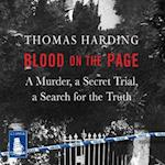Blood on the Page af Thomas Harding