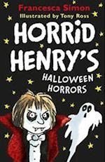 Horrid Henry's Halloween Horrors (Horrid Henry, nr. 1)