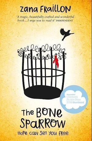 Bog, paperback The Bone Sparrow af Zana Fraillon