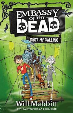 Embassy of the Dead: Destiny Calling