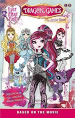 Ever After High: Dragon Games: The Junior Novel (Based on the Movie) af Mattel UK Ltd