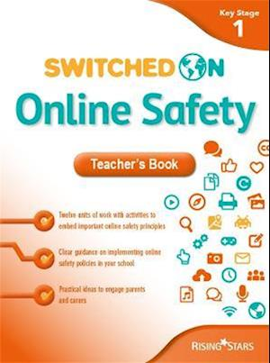 Bog, paperback Switched on Online Safety Key Stage 1 af Tracy Broadbent