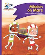 Reading Planet - Mission on Mars - Purple