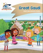 Reading Planet - Great Gaudi - Gold