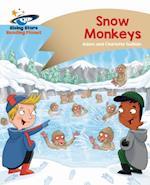 Reading Planet - Snow Monkeys - Gold