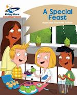 Reading Planet - A Special Feast - Gold
