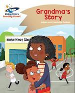 Reading Planet - Grandma's Story - Gold