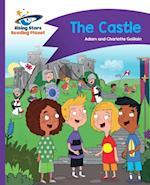 Reading Planet - The Castle - Purple