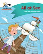 Reading Planet - All at Sea - Turquoise