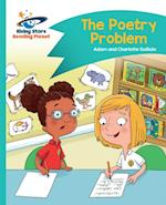 Reading Planet - The Poetry Problem - Turquoise