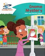 Reading Planet - Gnome Mystery - Turquoise